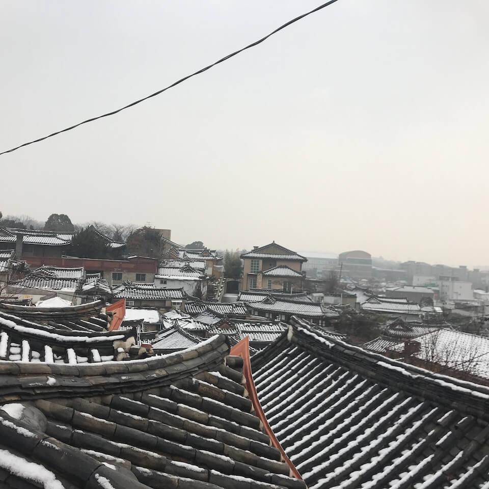 韓国旅行 観光スポット ソウル 北村韓屋村2