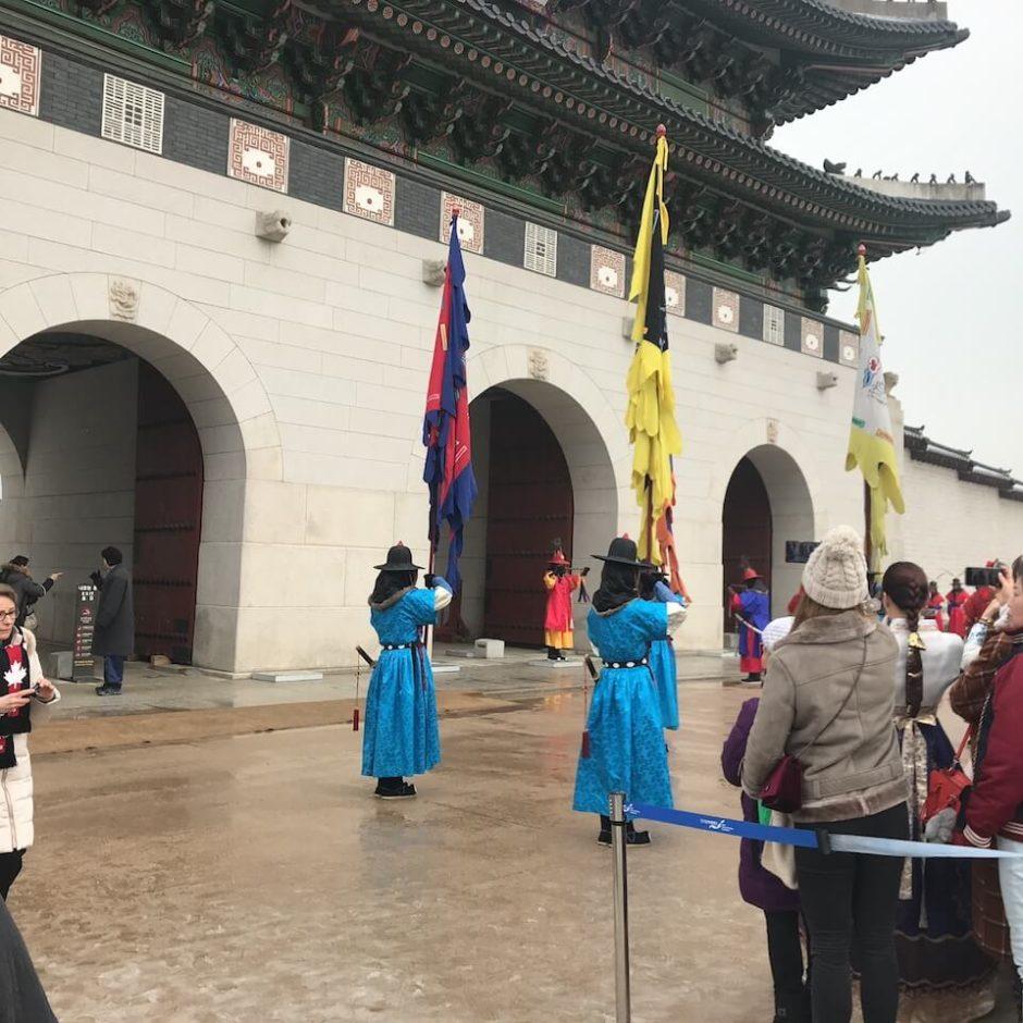 韓国旅行 観光スポット ソウル 光化門