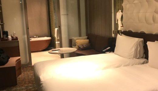 シンガポール航空の遅延で乗り継ぎ失敗!補償してもらったホテルが豪華だった。