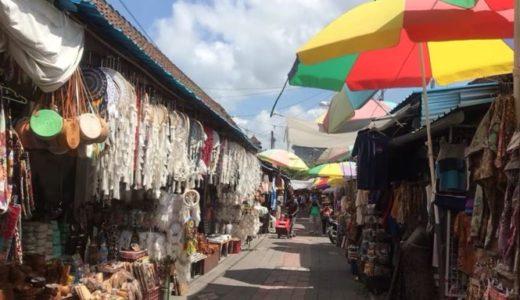バリ島 ウブド市場
