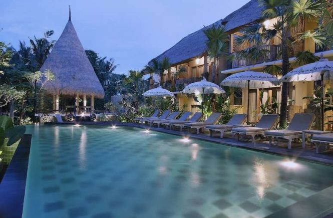 バリ島 ウブド ホテル ジアレナリゾート