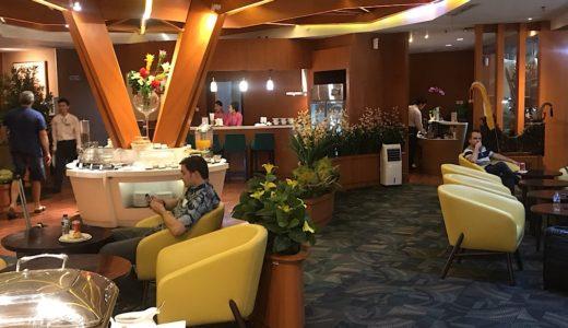 バリ島 デンパサール空港 空港ラウンジ PREMIER LOUNGE