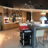シンガポール チャンギ空港 ラウンジ アンバサダー ターミナル2