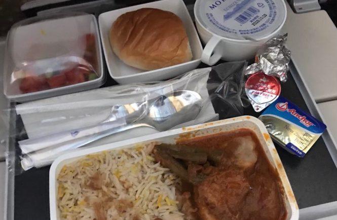 シンガポール航空 機内食 インターナショナル