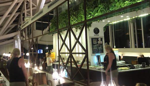 バリ島 デンパサール空港 TG LOUNGE