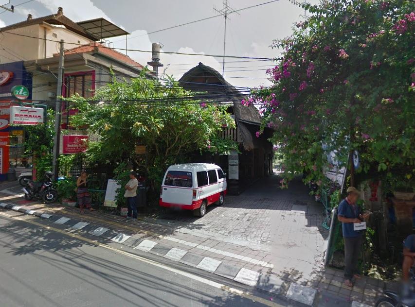 バリ島 プラマバス ウブド 乗り場