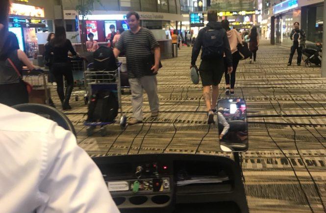 バリ島 シンガポール航空 遅延 乗り継ぎ失敗