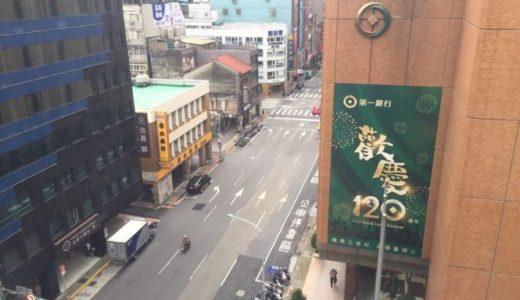 台湾 ホテル 格安 リラックス5 眺望