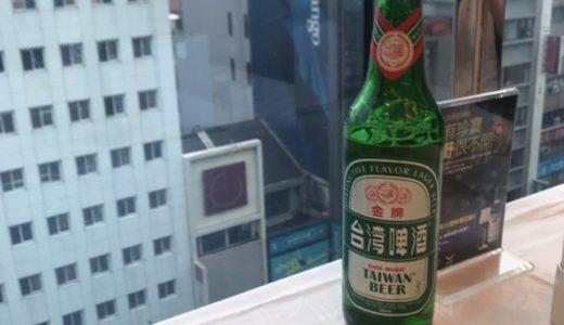 台湾グルメ 欣葉シンイエ 台菜南西店 ビール