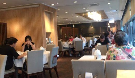 台湾グルメ 欣葉シンイエ 台菜南西店 店内の様子