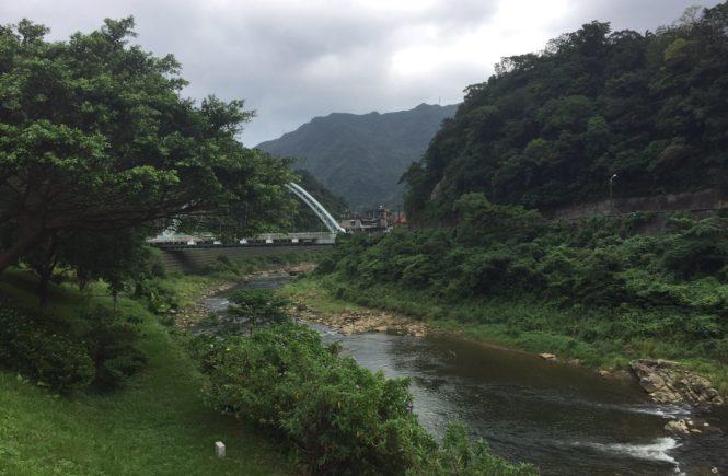 台湾 猫村 猴硐 ホウトン6