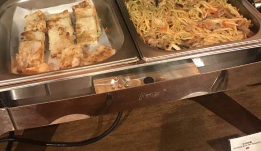 台湾 ホテル リラックス2 朝食 麺類