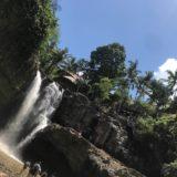 バリ ウブド トゥグヌンガンの滝