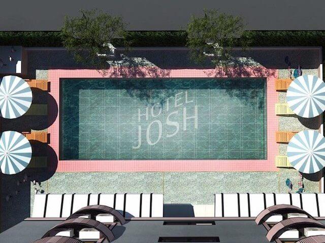 ジョシュホテル バンコク
