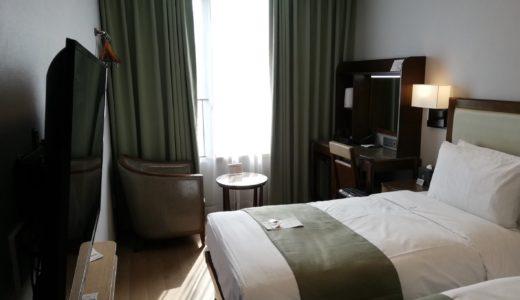 釜山【ホテルレビュー】スタンフォードイン釜山 立地抜群でおすすめ!