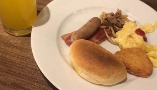 台湾 ホテル リラックス2 朝食3