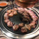 韓国 焼肉 おすすめ モクサル 肉典食堂 2号店4
