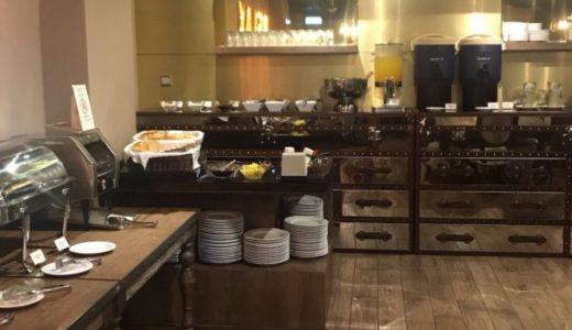 台湾 ホテル リラックス2 朝食バイキング