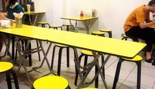 台湾グルメ 朝食 世界豆漿大王 店内の様子