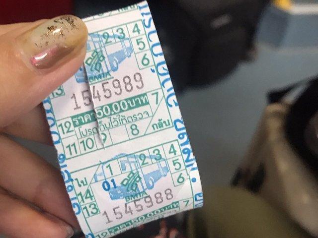 ドンムアン空港 バンコク市内 おすすめ11