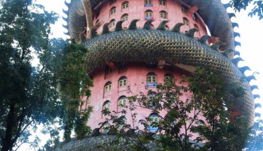 ナコンパトム ドラゴン寺院