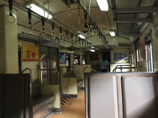 アユタヤ 行き方 電車29
