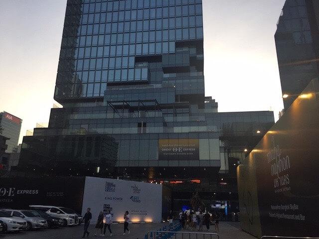 マハナコンタワー展望台 スカイウォーク