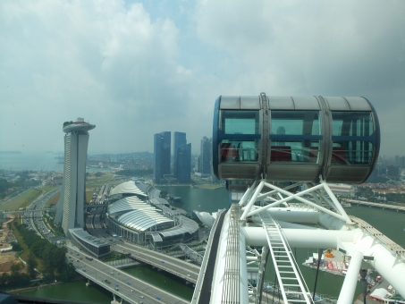 シンガポール 観光 おすすめ シンガポール・フライヤー