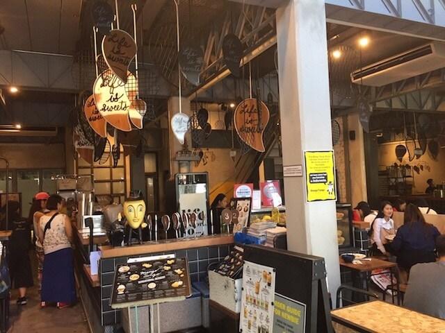 バンコク マンゴータンゴ 店内 サイアム