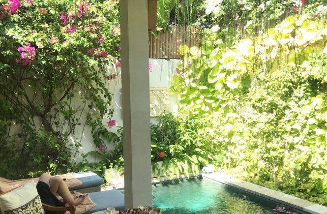 バリ島 ヴィラ ホテル