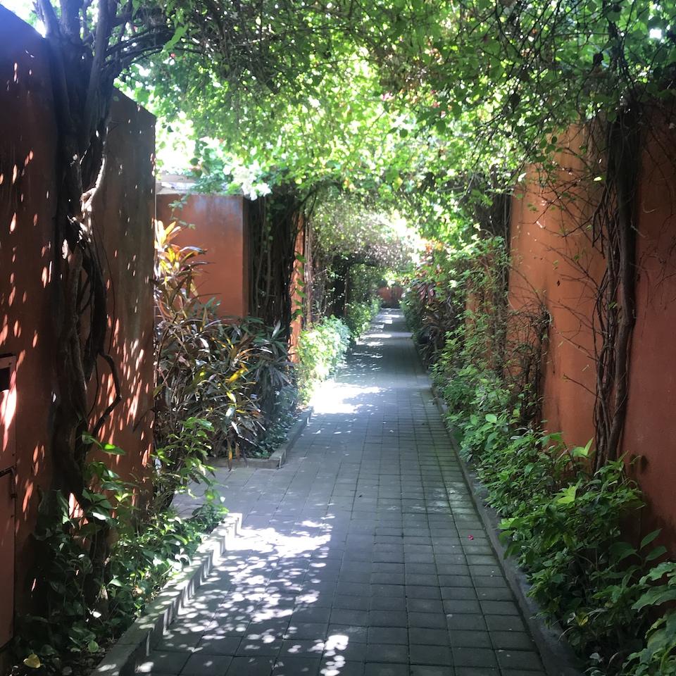 Villa Bali Asri Batubelig(ヴィラ バリ アスリ バツベリグ)外観