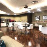 ホノルル空港 The Plumeria Lounge ブログ