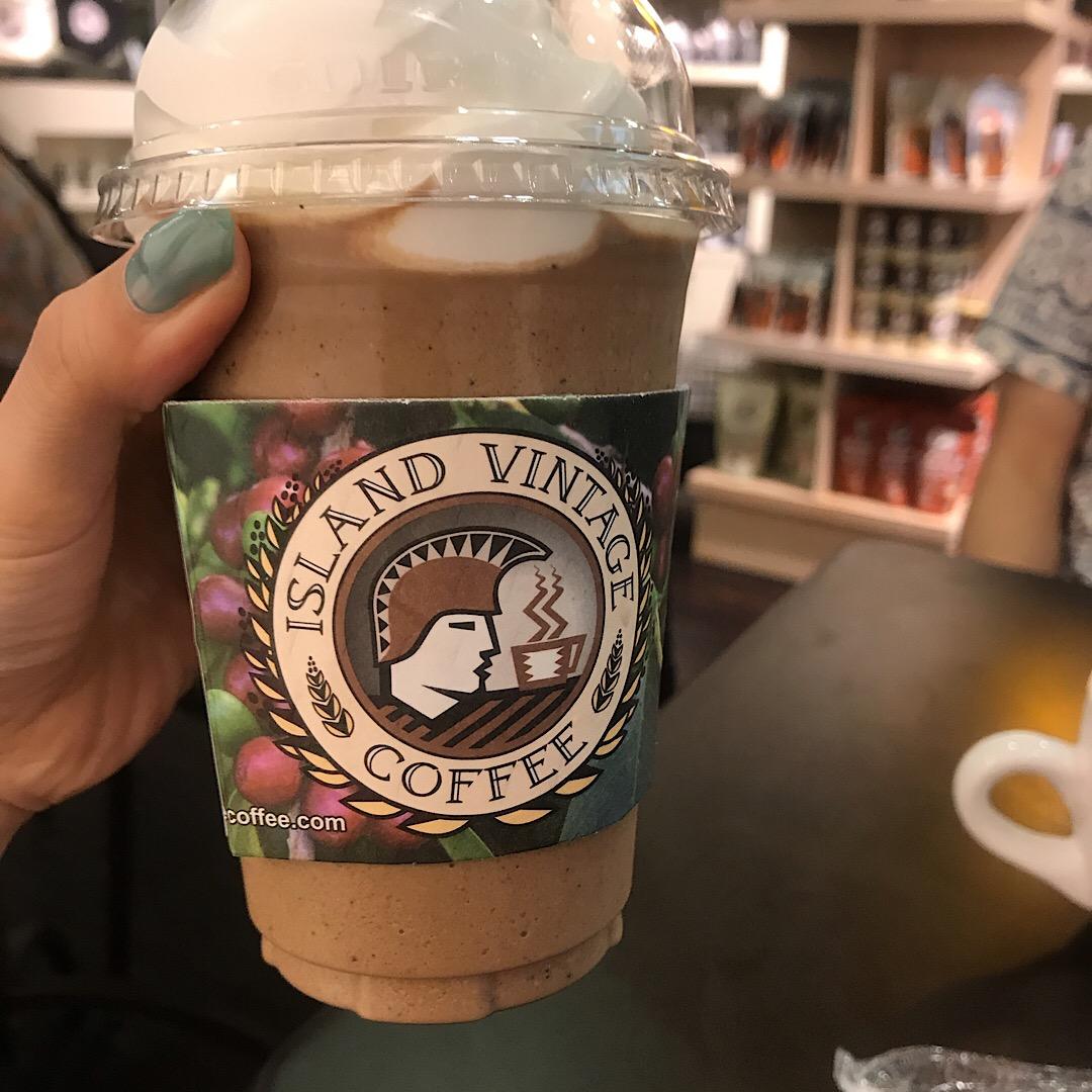 アイランドヴィンテージコーヒー ハワイ アラモアナ