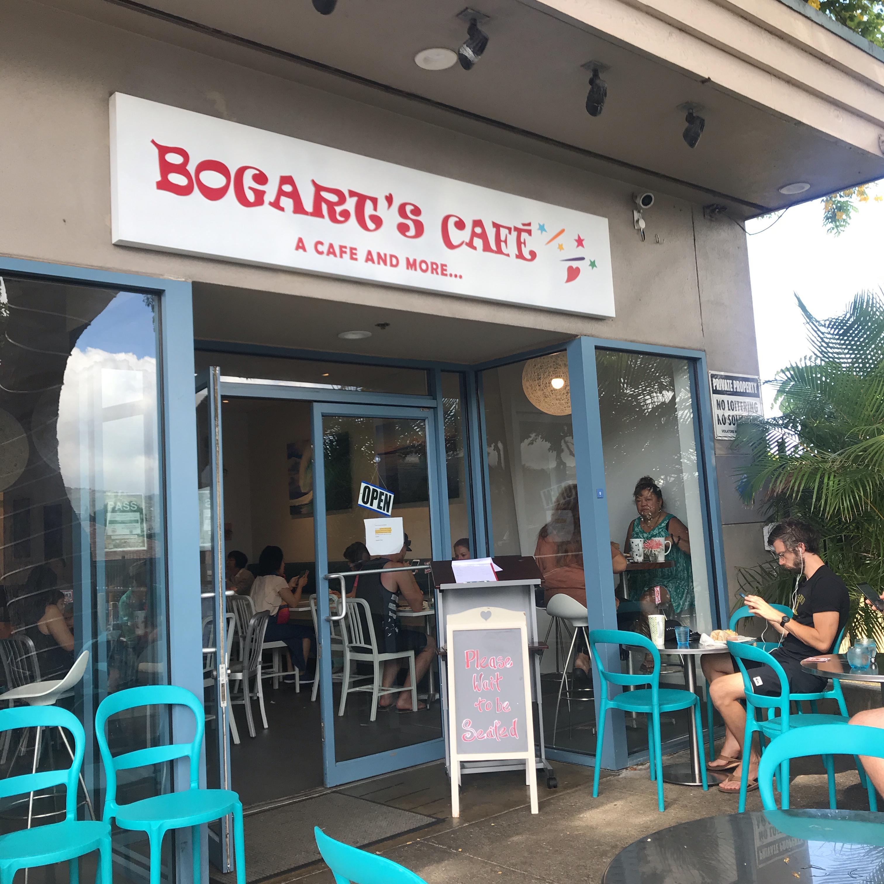 ボガーツカフェ 外観