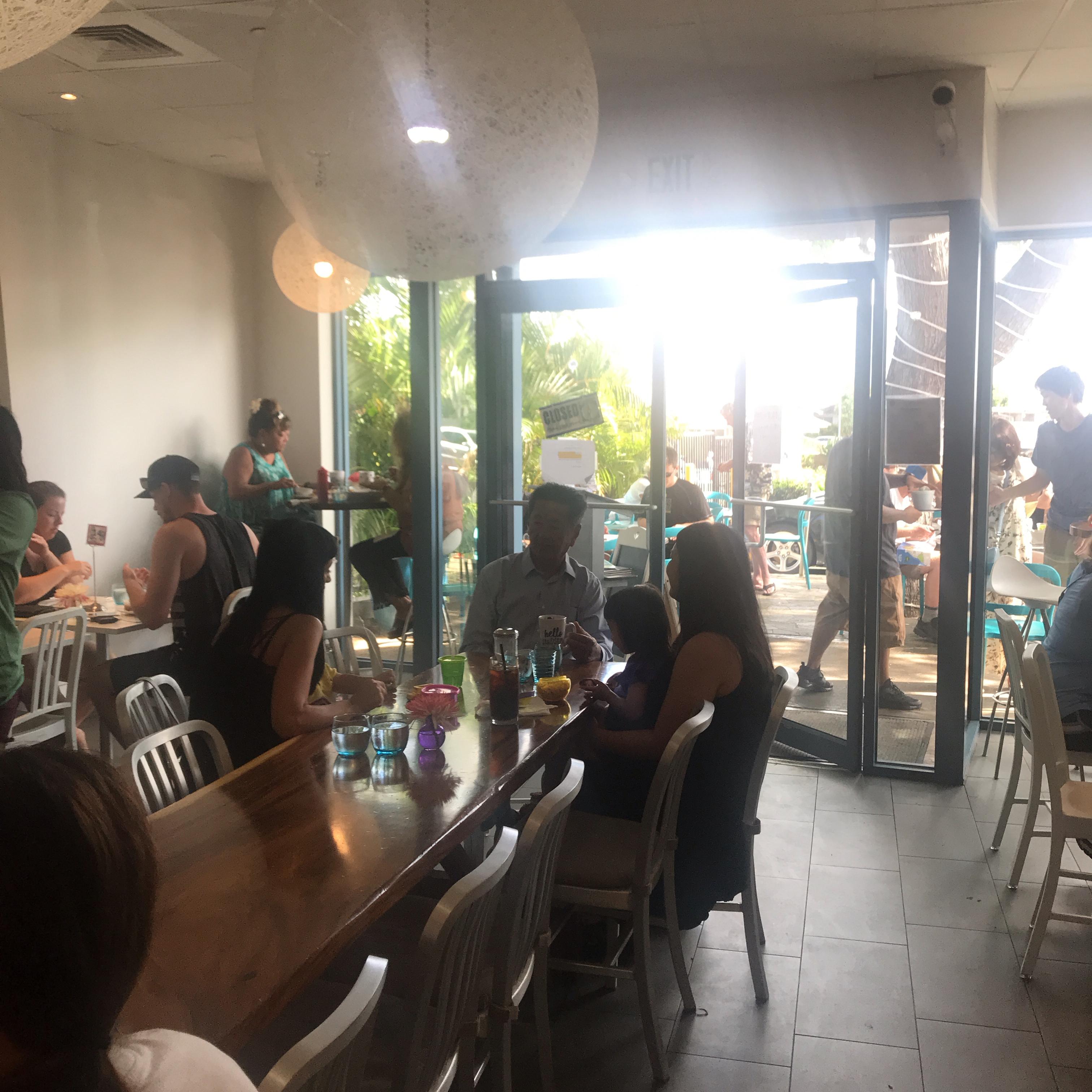 ボガーツカフェ 店内2