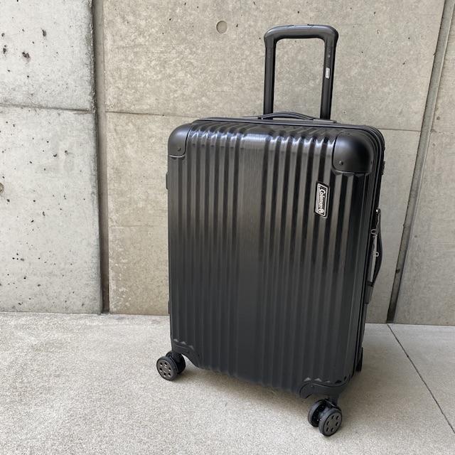 コールマン スーツケース 63L:73L 56cm 3.9kg 14-60 デザイン