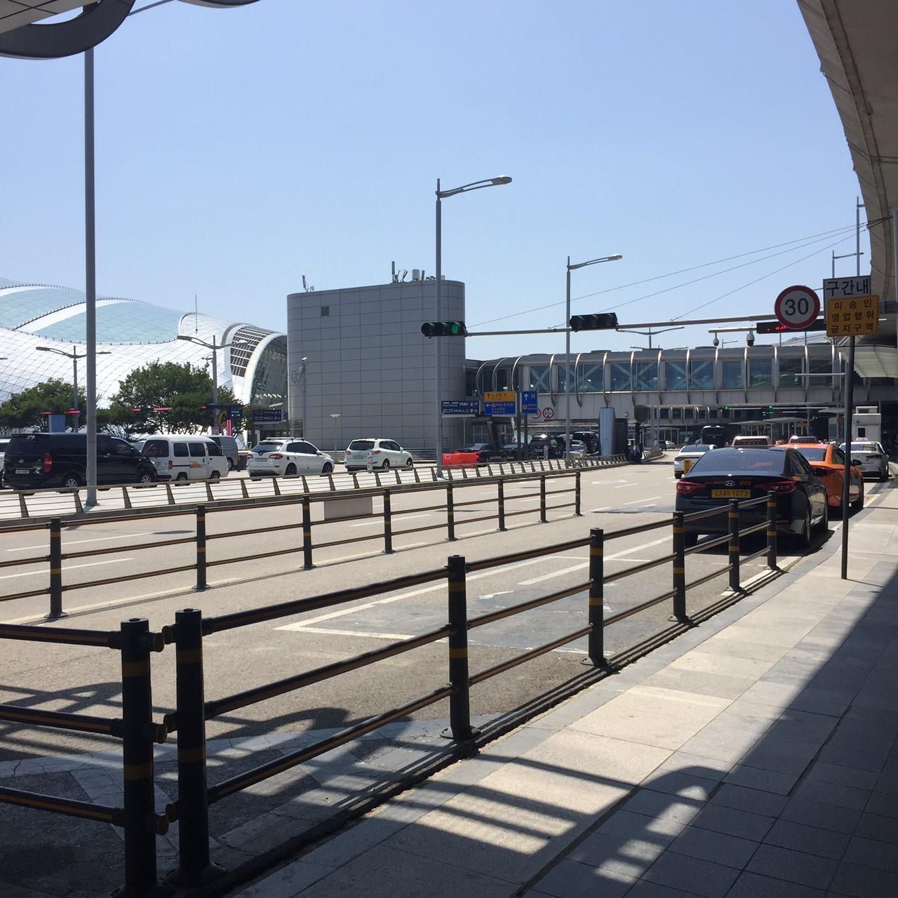 仁川空港 第1ターミナル 交通センター