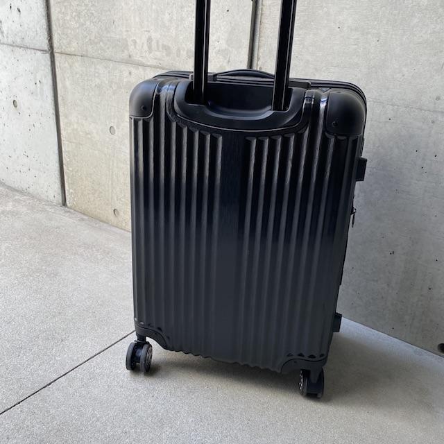 コールマン スーツケース 63L:73L 56cm 3.9kg 14-60 背面