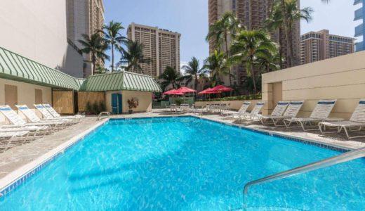 ハワイ ホテル リゾートフィーなし