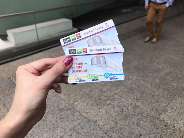 シンガポール チャンギ空港 チケット 買い方