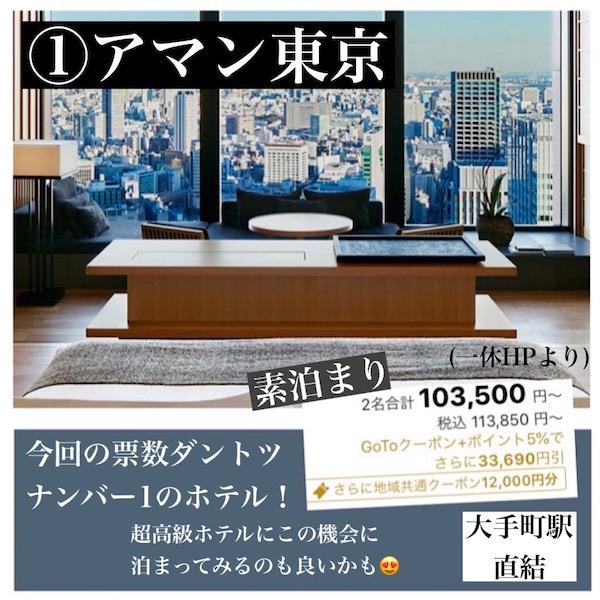アマン東京2