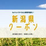 新潟県 クーポン 旅行 食事