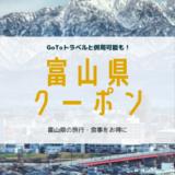 富山県 クーポン 旅行 食事