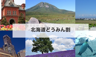 北海道クーポン どうみん割 近畿日本ツーリスト