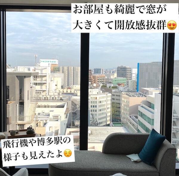 都ホテル博多 宿泊記 ブログ4